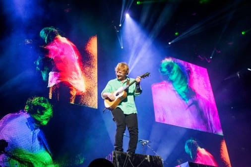 Ed Sheeran; NIB; December; 2015